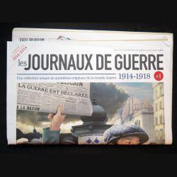 Les Journaux de guerre 1914-1918 n°1 La France entre en guerre (C208)