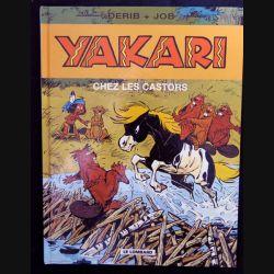 BD : Yakari N° 3 Chez les castors écrit par Derib & Job aux éditions Le Lombard - F017