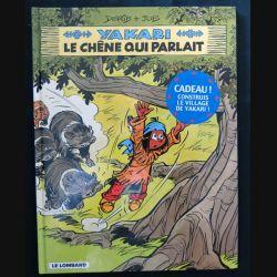 BD : Yakari N° 28 Le chêne qui parlait écrit par Derib & Job aux éditions Le Lombard - F017