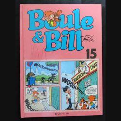 BD : Boule & Bill  N° 15 écrit par Roba aux éditions Dupuis - F017
