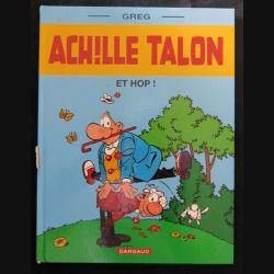 BD : Achille Talon Et Hop! écrit par Greg aux éditions Dargaud - F017
