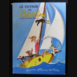 BD : L'Automobile de Caroline écrit par Pierre Brobst aux éditions Hachette Grands albums - F017