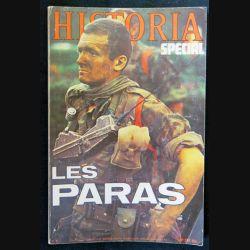 """Historia Spécial N° 391 bis """"Les Paras"""". Librairie Jules Talladier 1979 - F018"""