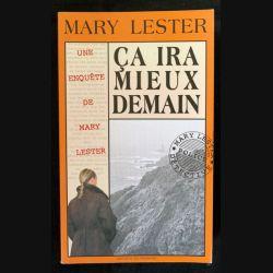Ca ira mieux demain écrit par Mary Lester aux éditions Palémon Editions - F018