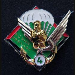 17° RGP : 4° Compagnie du 17° régiment génie parachutistes IMC numéroté 111