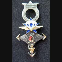 1° RCP 17° RGP 35° RAP 1° RHP : épervier 2008 - 2009 régiments parachutistes fabrication IMC