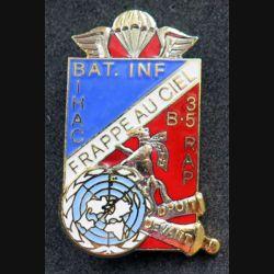 35° RAP : 5° batterie du 35° régiment d'artillerie parachutiste BAT INF BIHAC Fabrication J.Y Ségalen