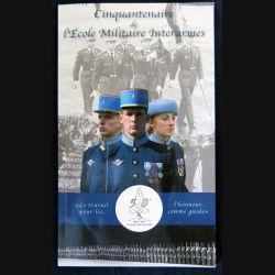 Cinquantenaire de l'école militaire interarmes EMIA livret avec 3 CD - F019