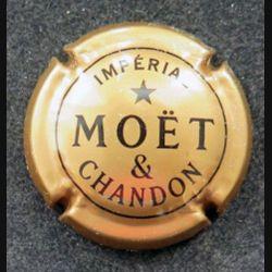 Capsule Muselet de bouteille de champagne Moët & Chandon Impérial (L3)