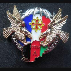 1° RCP : 1° compagnie 1° régiment de chasseurs parachutistes SGTIA A KAPISA RAPTOR 2011 IMC numéroté