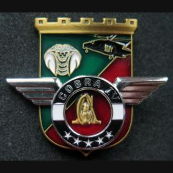 17° RGP : Unité COBRA IV du 17° régiment du génie parachutiste MCPC numéroté