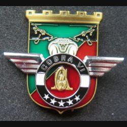 17° RGP : Unité COBRA VI du 17° régiment du génie parachutiste MCPC numéroté