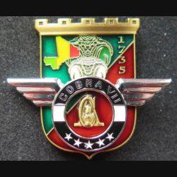 17° RGP : Unité COBRA VII du 17° régiment du génie parachutiste Barkhane Tchad Mali 2016 MCPC numéroté