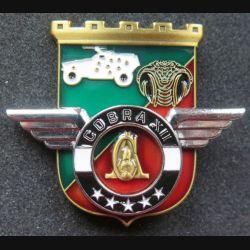 17° RGP : Unité COBRA XII du 17° régiment du génie parachutiste MCPC numéroté