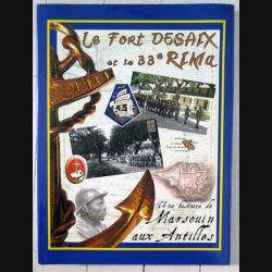 33° RIMA : Le Fort Desaix et le 33° RIMA édition 2012