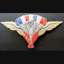 CEV SSP : SSP du centre d'essai en vol de Brétigny sans nom de fabricant édité en 1989 et numéroté 0203