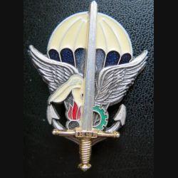 1° RTP (BOMAP): Escadron de commandement et de logistique ECL du 1° train parachutiste fabrication FIA