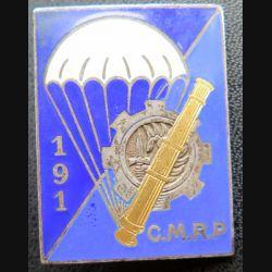 191° CMRP : 191° Compagnie moyenne de réparation parachutiste Drago G. 1556 émail