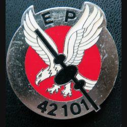 EP TOULOUSE : Escadron de protection 42 - 101 Toulouse Francazal de fabrication Delsart