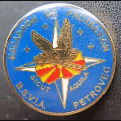 EP PETROVEC : Escadron de protection BSVIA Petrovec Sicut Aquila