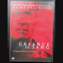 DVD : Créance de sang avec Clint Eastwood