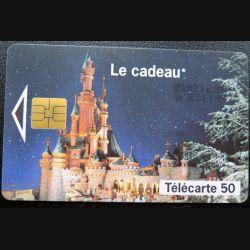 télécarte 50 unités Euro Disney le cadeau France télécom