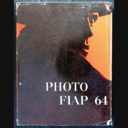 Photo FIAP 64 de la Fédération internationale de l'Art photographique éditions Printers and publishers Druck und Verlag