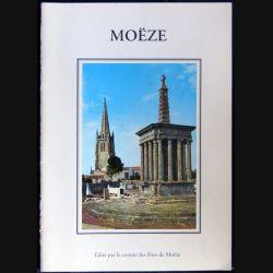 Moëze d'après les recherches de madame Yvette Vermorel édité par le comité des fêtes de Moëze