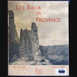 Les Baux de Provence textes : André Chagny - Illustrations J. Arlaud aux éditions Arlaud - Annemasse