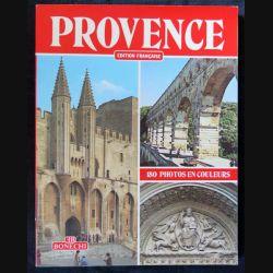 Provence Edition française écrit par Giovana Magi traduit par Muriel Steghens aux éditions  Bonechi