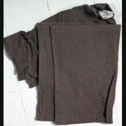 T shirt Maillot de corps militaire Kaki taille 96 bonneterie d'Armor