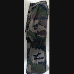 Pantalon de treillis camouflé vert armé taille 88 M de fabrication SOCOCIM 1999