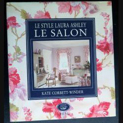 Le style Laura Asley le Salon de kate Corbett-Winder éditions Chêne 1989