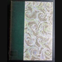 Joachim Du Bellay Poesies Tome III gravures de Deusenry relié demi cuir 1954