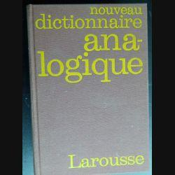 Nouveau dictionnaire analogique Larousse 1979