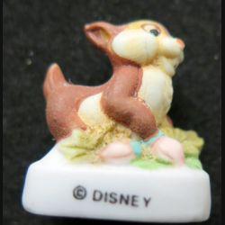 Fève Disney céramique