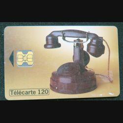télécarte 120 unités Collection historique téléphone Jacquesson 1924 France télécom