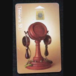 télécarte 50 unités Collection historique téléphone Mildé 1892 France télécom