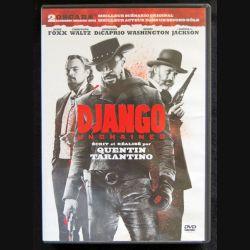 DVD : Django unchained un film de Quentin Tarantino avec Jamie Foxx et Christoph Waltz