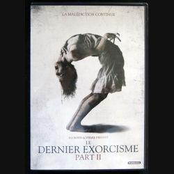 DVD : Le dernier exorcisme Part II un film de Ed Gass-Donnelly avec Ashley Bell et Julia Garner