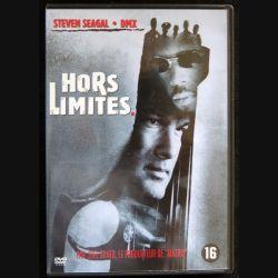 DVD : Hors limites un film de Andrzej Bartkowiak avec Steven Seagal, Tom Arnold