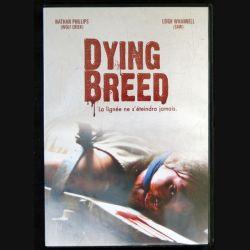 DVD : Dying Breed un film de Jody Dwyer avec Nathan Phillips et Leigh Whannell
