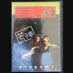 DVD : Aragami un film de Ryuhei Kitamura avec Takao Osawa,Masaya Kato STFR