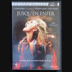 DVD : Jusqu'en enfer un film de Sam Raimi avec Alison Lohman, Justin Long