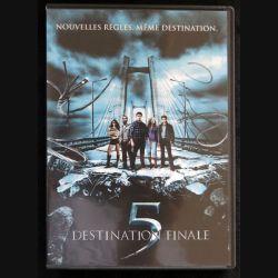 DVD : Destination finale 5 un film de Steven Quale avec Nicholas D'Agosto,Emma Bell,Miles Fisher