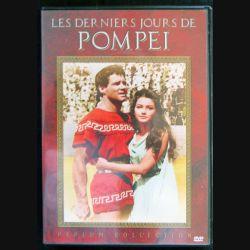 DVD : Les derniers jours de Pompei un film de Mario Bonnard et Sergio Léone  avec Steve Reeves, Christine Kauffman