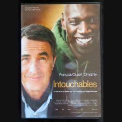 DVD : Intouchables un film de Eric Toledano et Olivier Nakache avec François Cluzet, Omar Sy