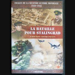 DVD : La bataille pour Stalingrad Tchouïkov contre Paulus. Vadis Editions