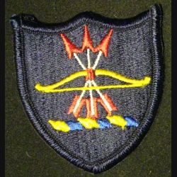 NORTH DAKOTA NATIONAL GUARD STATE H.Q.s PATCH US ARMY