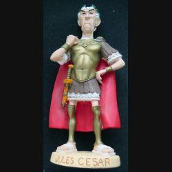 Jules César en résine plastoy collectoys Atlas 2000 hauteur 15,5 cm